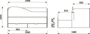 Кровать 2-х ярусная с выдвижной секцией схема.jpg