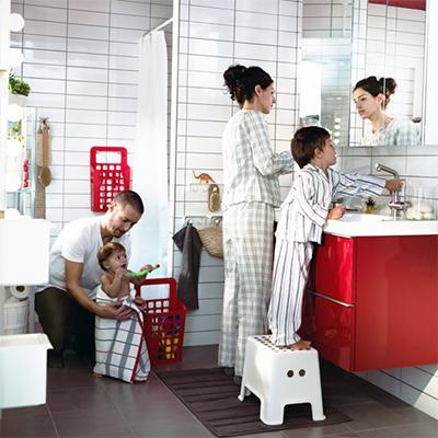 Комплект мебели для ванной title=