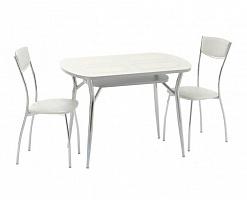 Круглый обеденный стол для кухни  волгоград